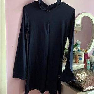 Midnight blue dress from Macy's